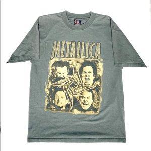 '96 / '97 Metallica Poor Tourin' Me